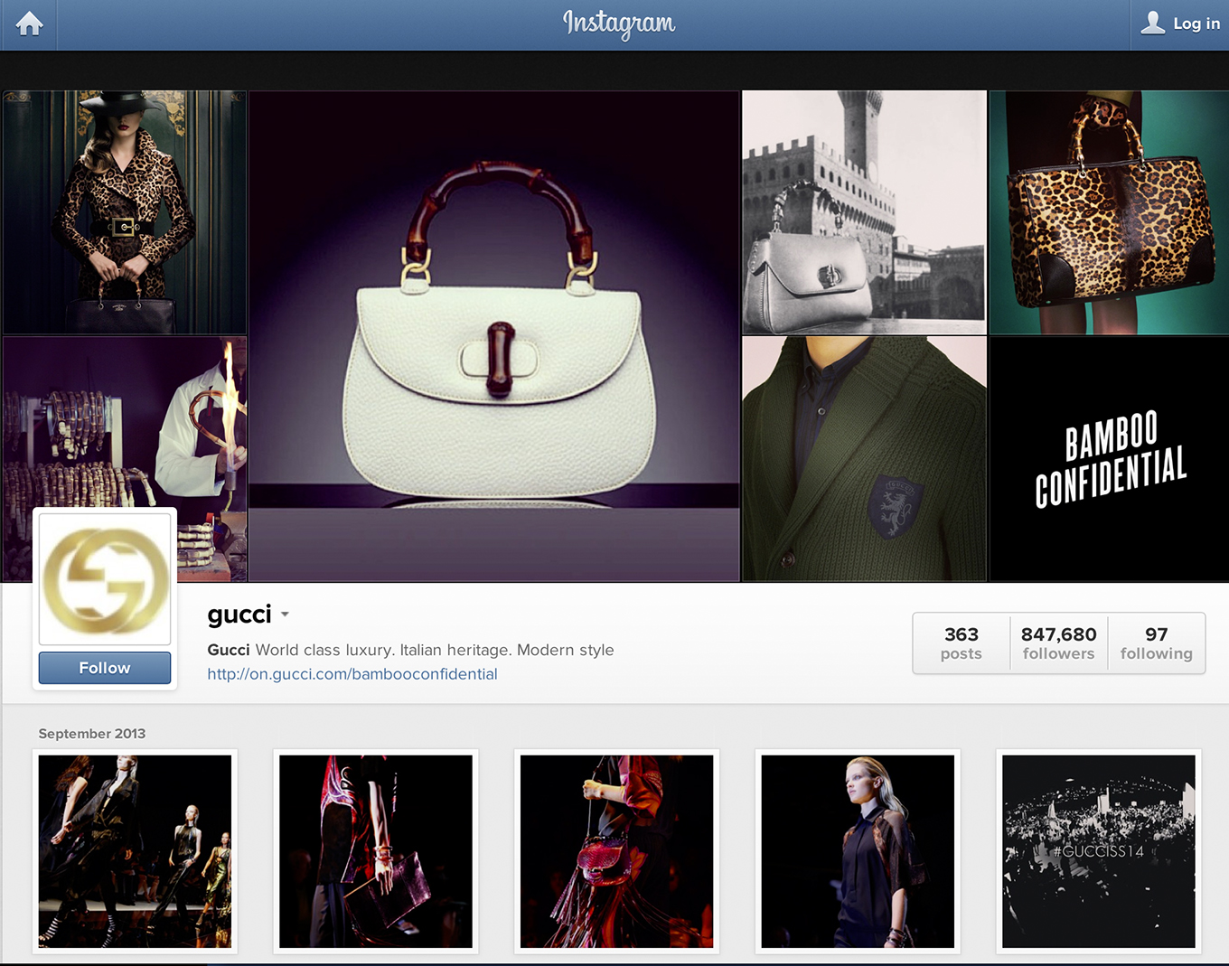 how to create a fashion blog on instagram
