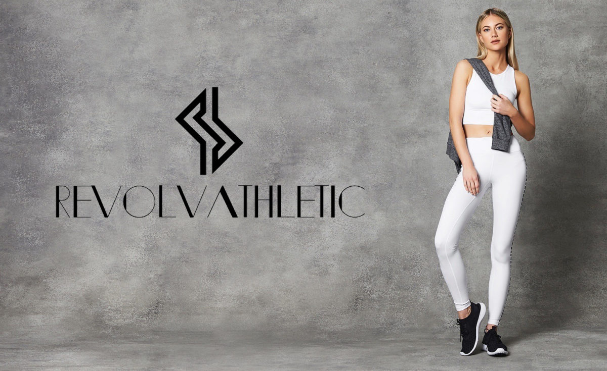 REVOLV ATHLETIC – BRAND LAUNCH