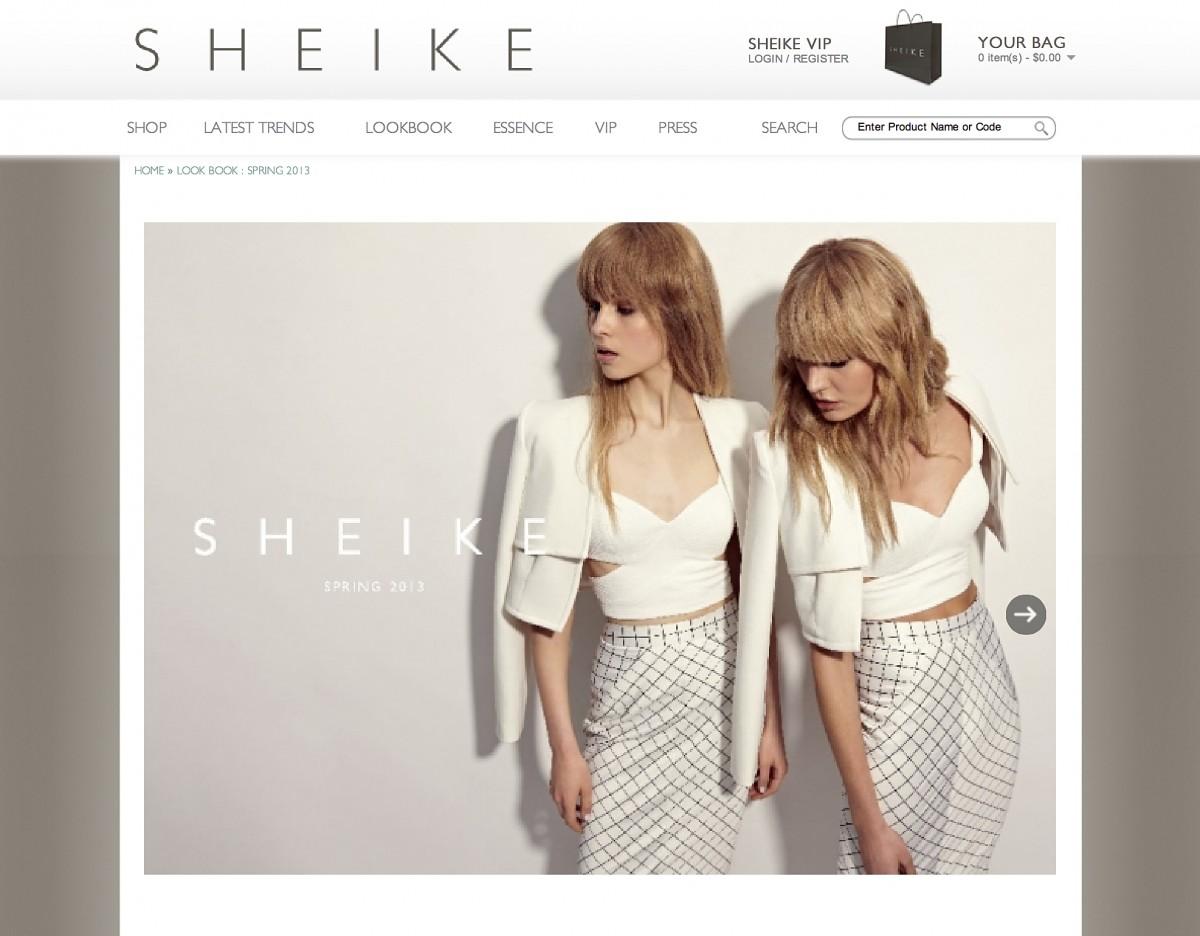 SHEIKE CAMPAIGN