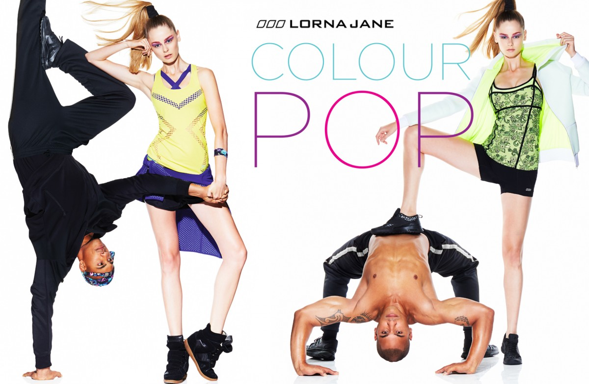 Lorna Jane Campaign