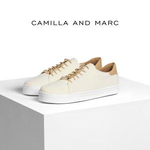 Camilla and Marc